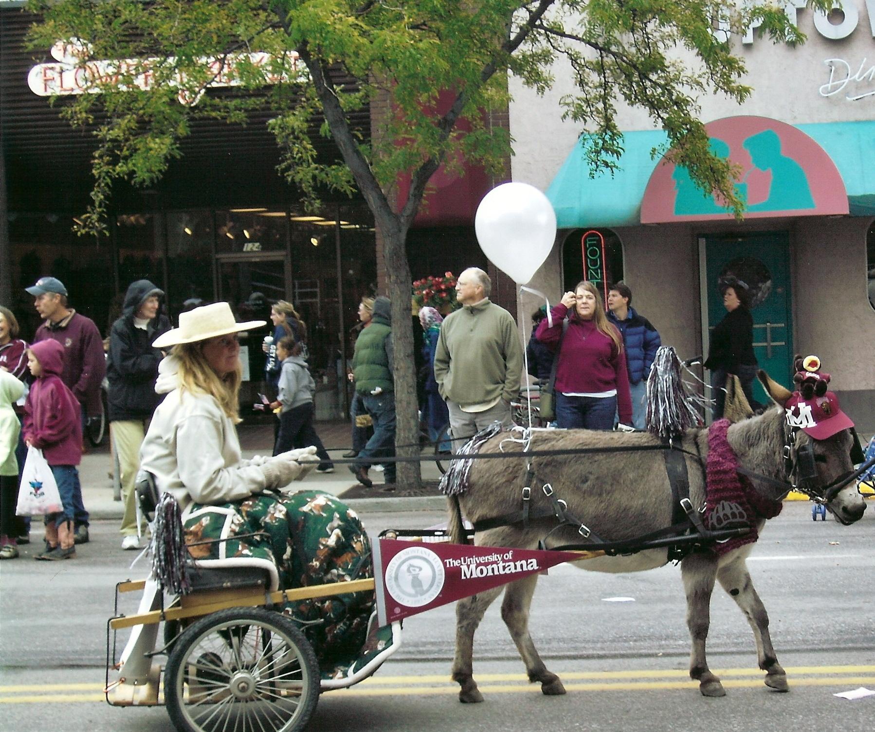 Kona at Parade