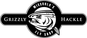 Missoula's Grizzly Hackle Logo