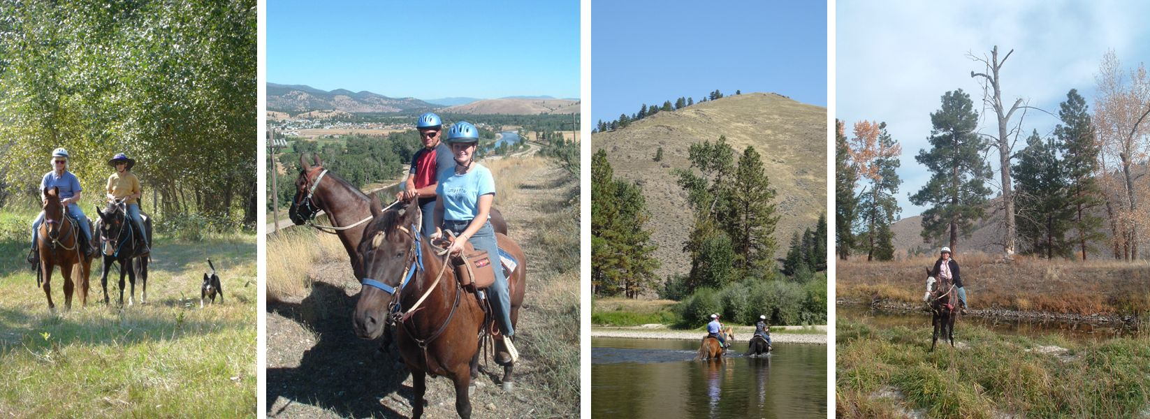 Horse riding dunrovin ranch for Bitterroot motors missoula montana