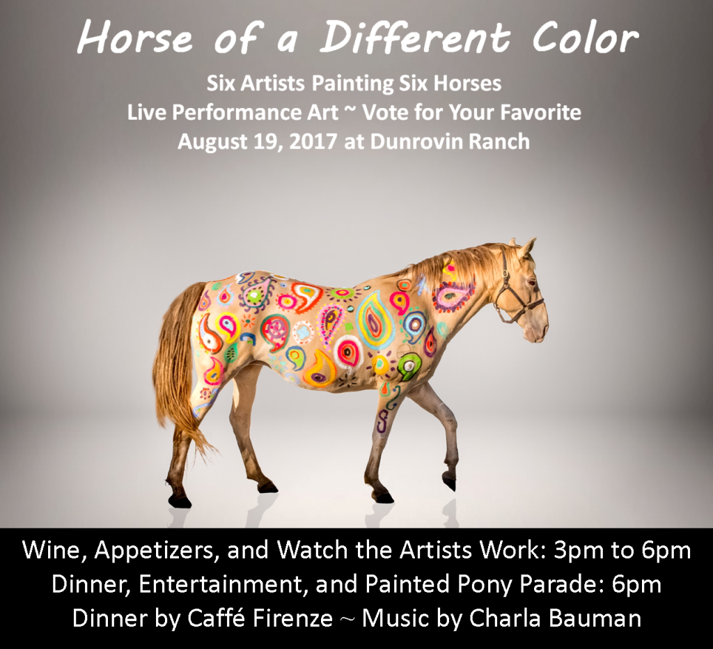 Horse of a Different Color 04D